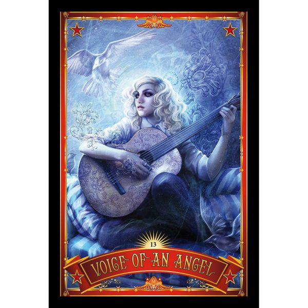 Divine Circus Oracle 8