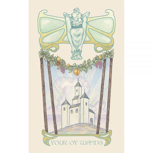 Ethereal Visions – Illuminated Tarot 8