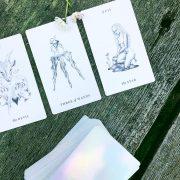 Luminous Spirit Tarot 8