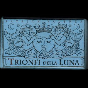 333 Tarot Trionfi dela Luna (Paradoxical Blue Limited Edition) 6