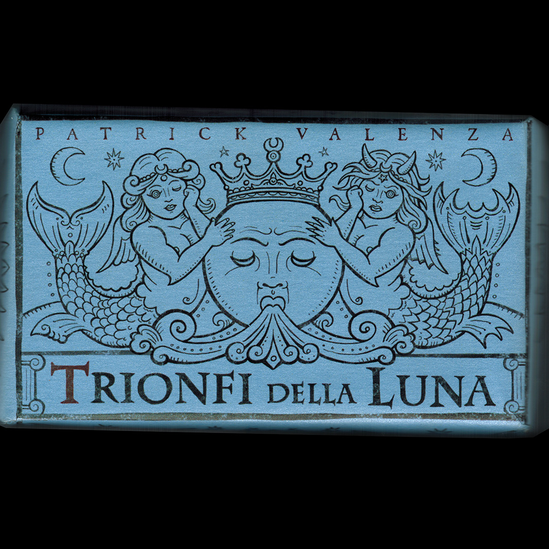 333 Tarot Trionfi dela Luna (Paradoxical Blue Limited Edition) 1
