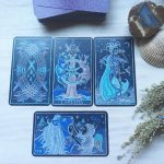333 Tarot Trionfi dela Luna (Paradoxical Blue Limited Edition) 9