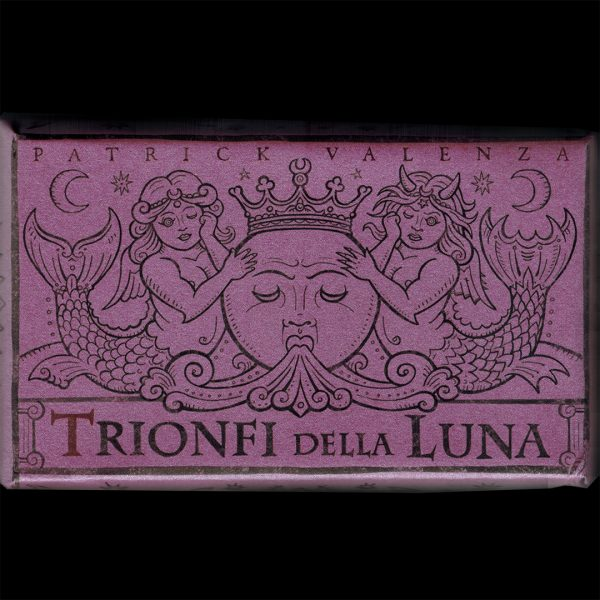 333 Tarot Trionfi dela Luna (Paradoxical Purple Limited Edition) 1