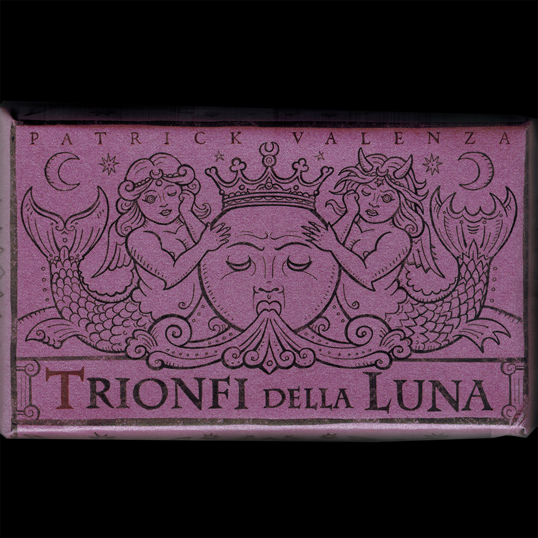333 Tarot Trionfi dela Luna (Paradoxical Purple Limited Edition) 7