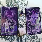 333 Tarot Trionfi dela Luna (Paradoxical Purple Limited Edition) 3