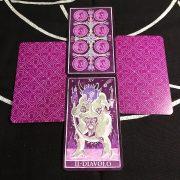 333 Tarot Trionfi dela Luna (Paradoxical Purple Limited Edition) 6