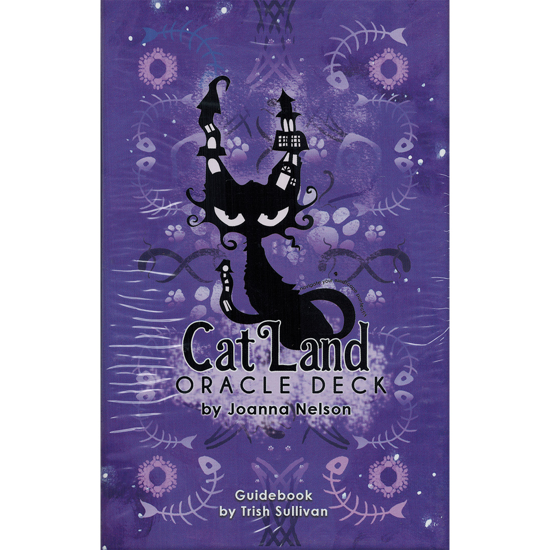 Cat Land Oracle 21