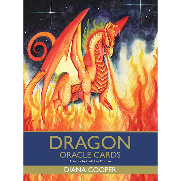 Dragon Oracle Cards 36