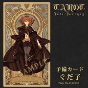 Fate Journey Tarot 9