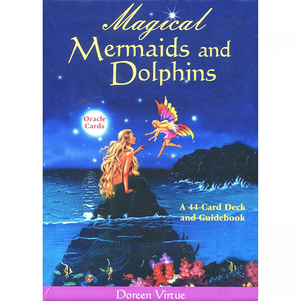 Magical Mermaids and Dolphins Oracle Cards 34