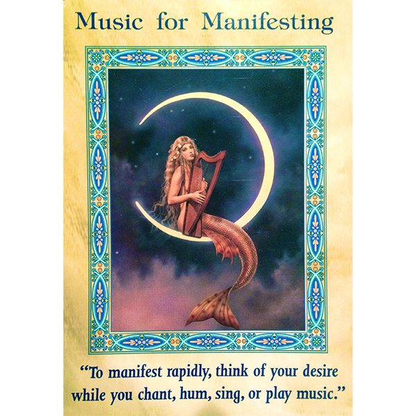 Magical Mermaids and Dolphins Oracle Cards 3