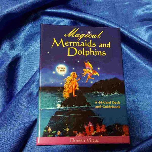 Magical Mermaids and Dolphins Oracle Cards 7