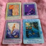 Magical Mermaids and Dolphins Oracle Cards 8