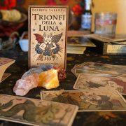 333 Tarot Trionfi della Luna (English Edition) 3