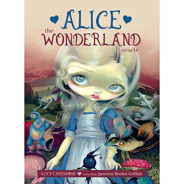 Alice The Wonderland Oracle 1