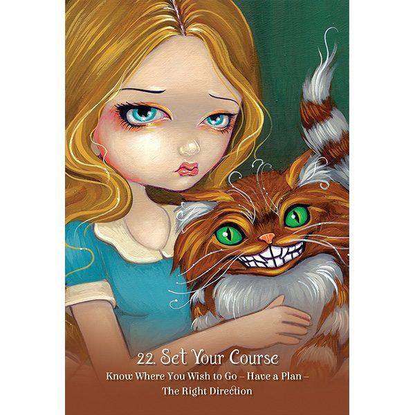 Alice The Wonderland Oracle 10