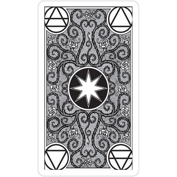 Bianco Nero Tarot 9