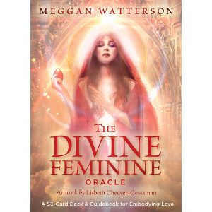 Divine Feminine Oracle 34