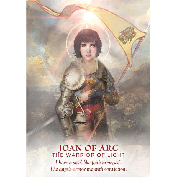 Divine Feminine Oracle 7