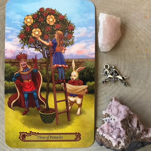 Tarot in Wonderland 11