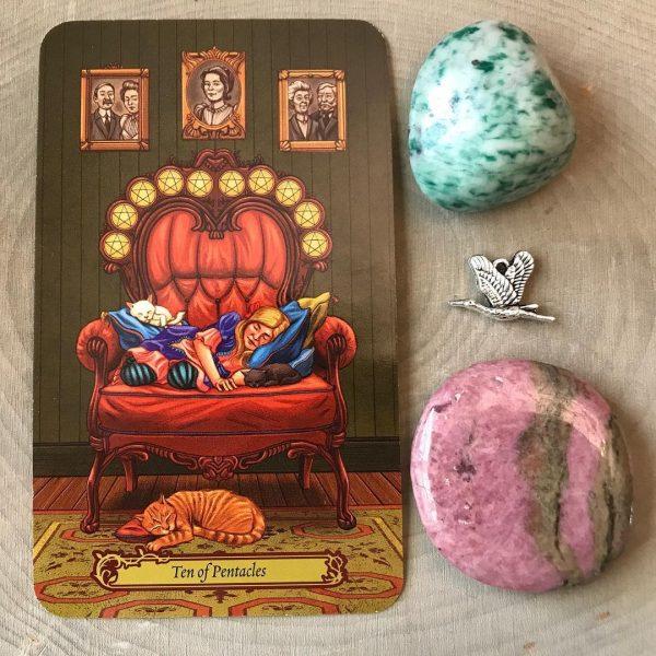 Tarot in Wonderland 12