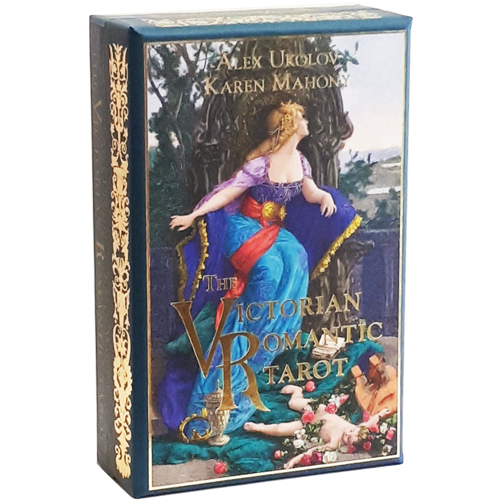 Victorian Romantic Tarot 1