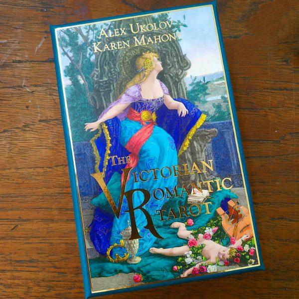 Victorian Romantic Tarot 2