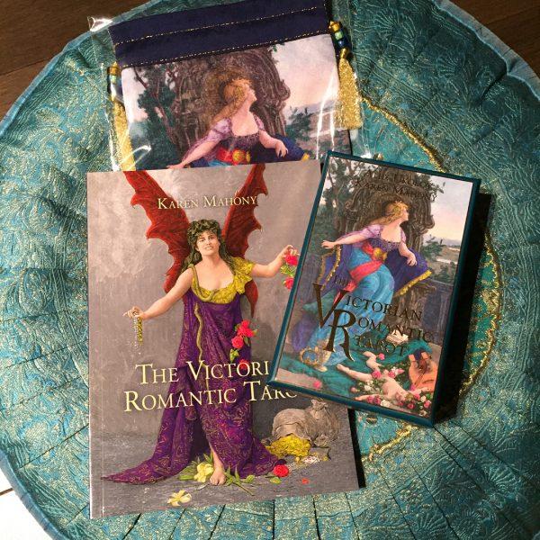 Victorian Romantic Tarot 3
