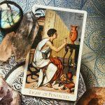 Victorian Romantic Tarot 9