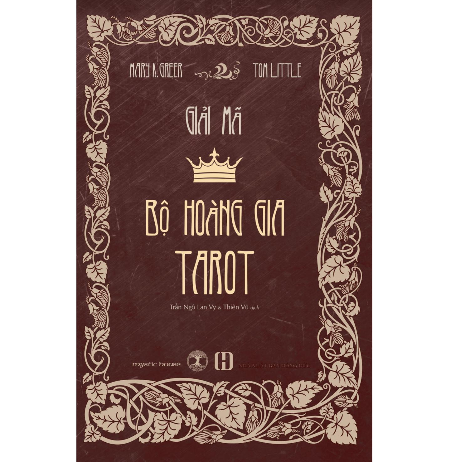 Giải Mã Bộ Hoàng Gia Tarot 7