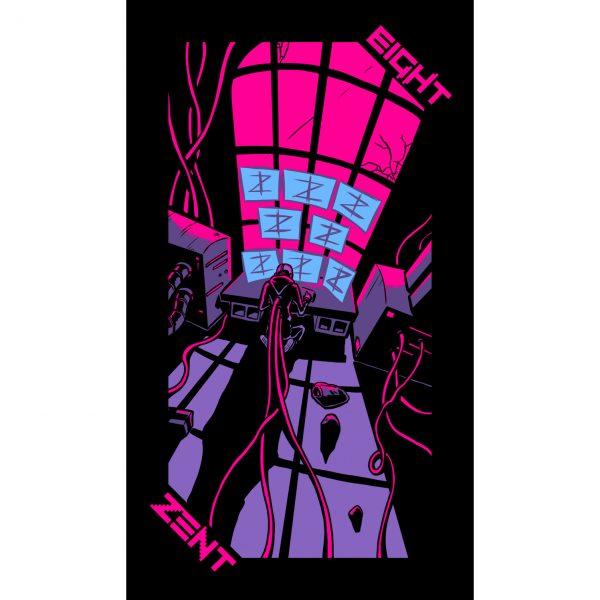 Neon Moon Tarot 6