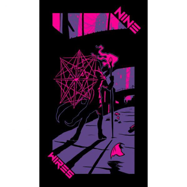 Neon Moon Tarot 8