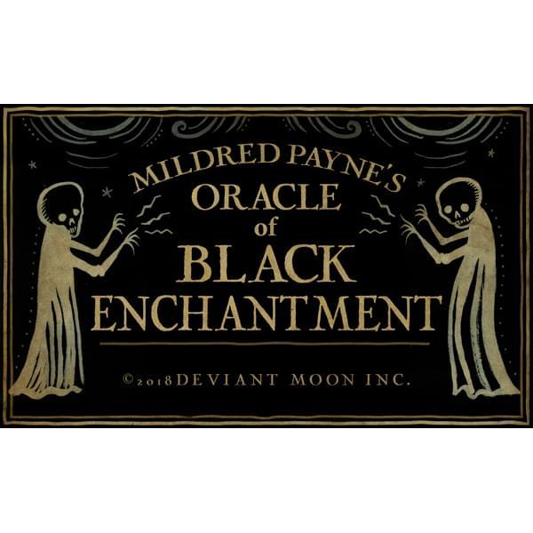 Mildred Payne's Oracle of Black Enchantment 3