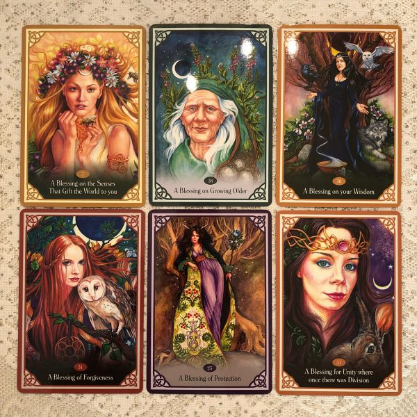 Blessed Be Cards 11
