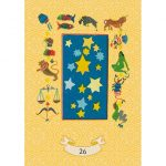 Golden Nostradamus Oracle Cards 3