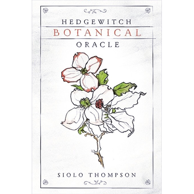 Hedgewitch Botanical Oracle 3
