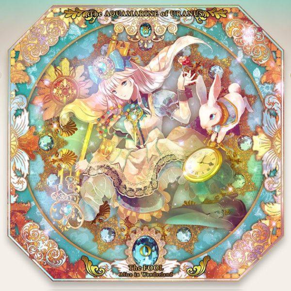Jewelrincess of Fairytale Tarot 9