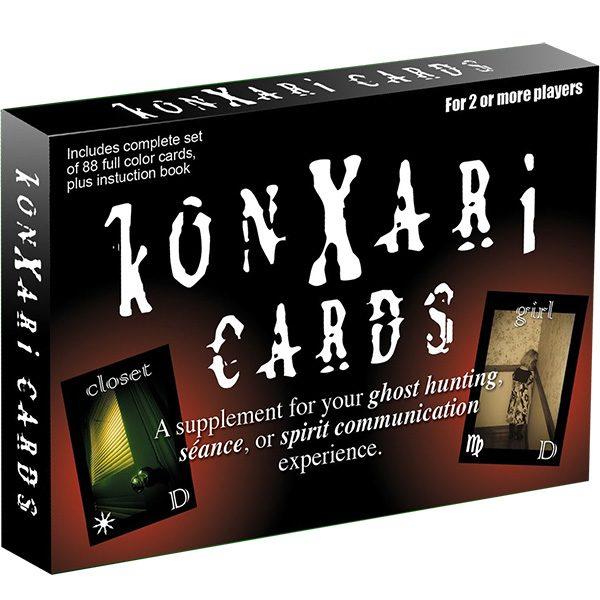 Konxari Cards 1