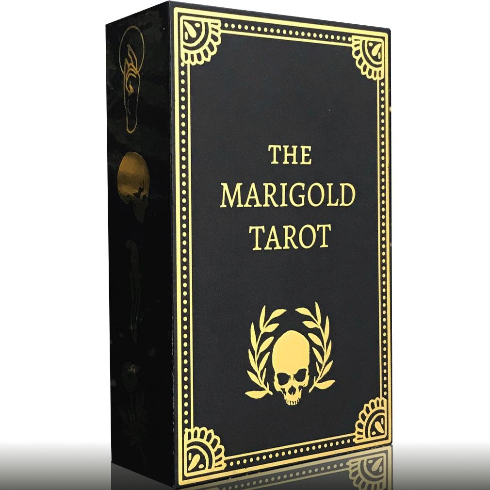 Marigold Tarot - Gilded Edition (Bản Mạ Vàng Cạnh) 9