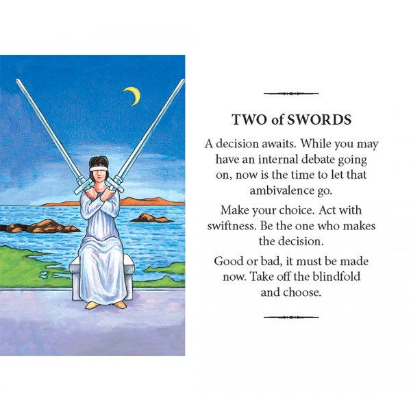 Practical Tarot Wisdom 5