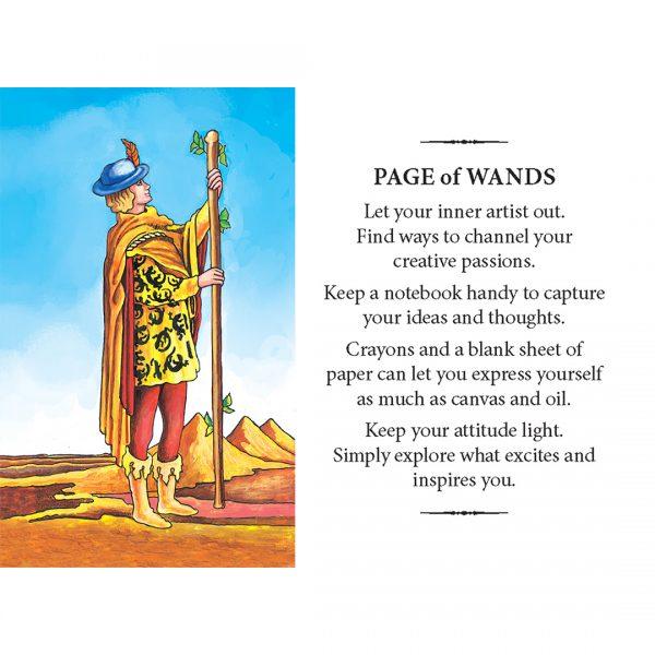 Practical Tarot Wisdom 8