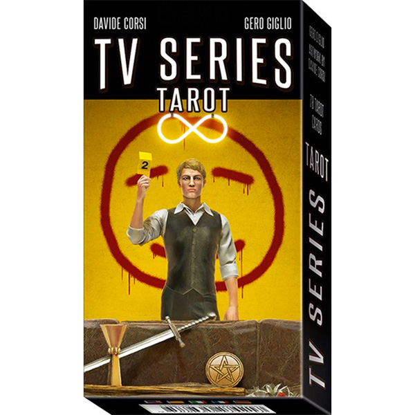 TV Series Tarot 8
