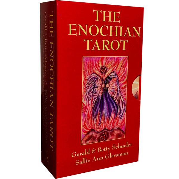 Enochian Tarot 35