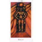 Enochian Tarot 3