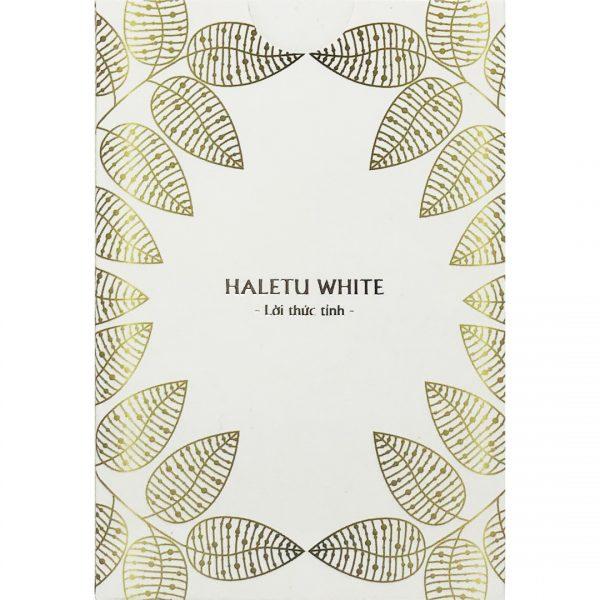 Haletu White 1