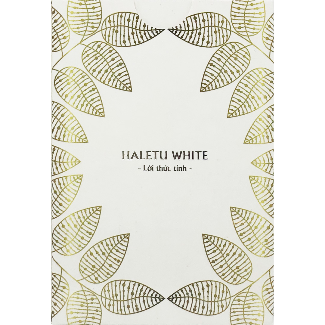Haletu White 17