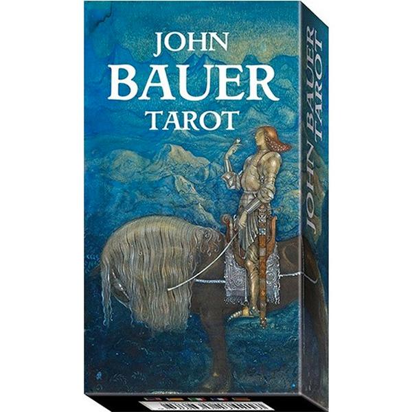 John Bauer Tarot 9
