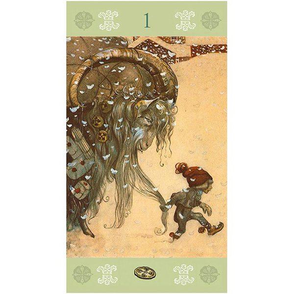 John Bauer Tarot 4