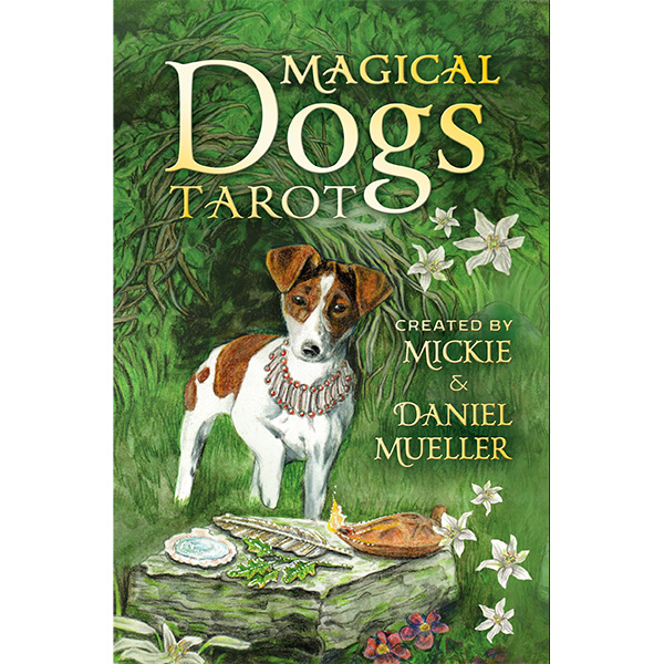 Magical Dogs Tarot 7