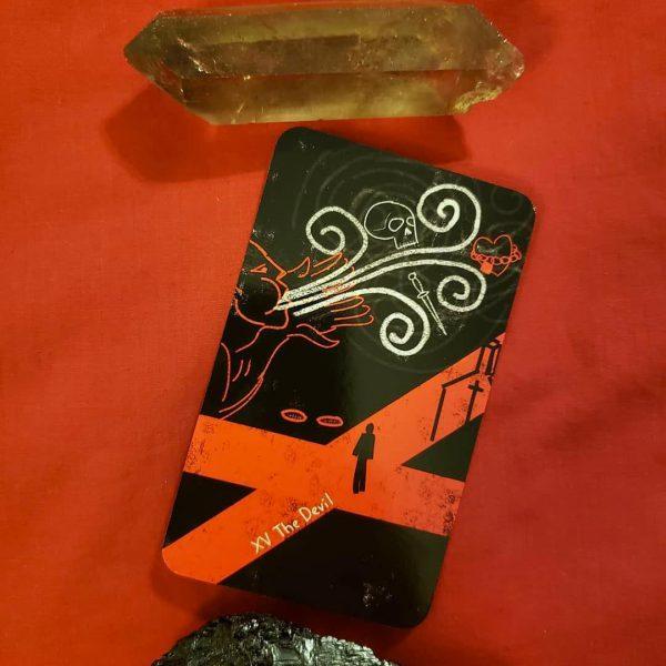 Orisha Tarot 7